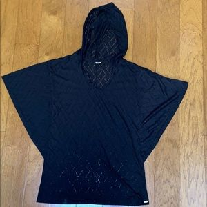 Rip Curl hooded swimsuit coverup